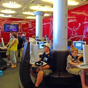 Интернет-кафе Злынки